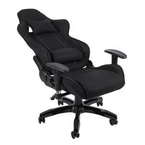 CHAISE DE BUREAU comfortable fauteuil gamer chaise de jeu chaise ra