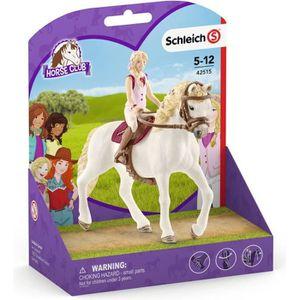FIGURINE - PERSONNAGE SCHLEICH Horse Club Sofia & Blossom - Pour enfant
