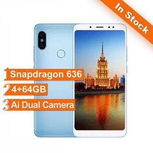 SMARTPHONE Global Version Xiaomi Redmi Note 5 4G Smartphone 5
