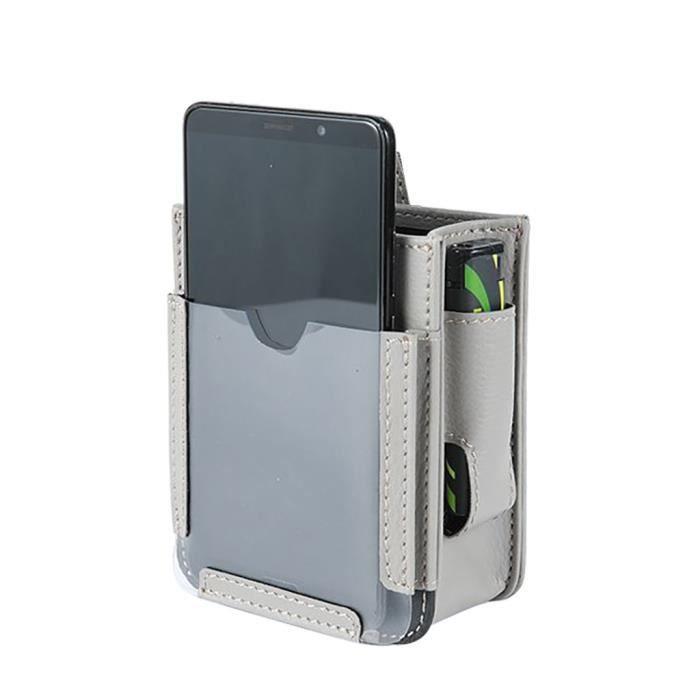 Poche de sac de rangement pour voiture Air Vent Poche de rangement pour téléphone portable Air Vent @Amer4 ZPP200629001GY