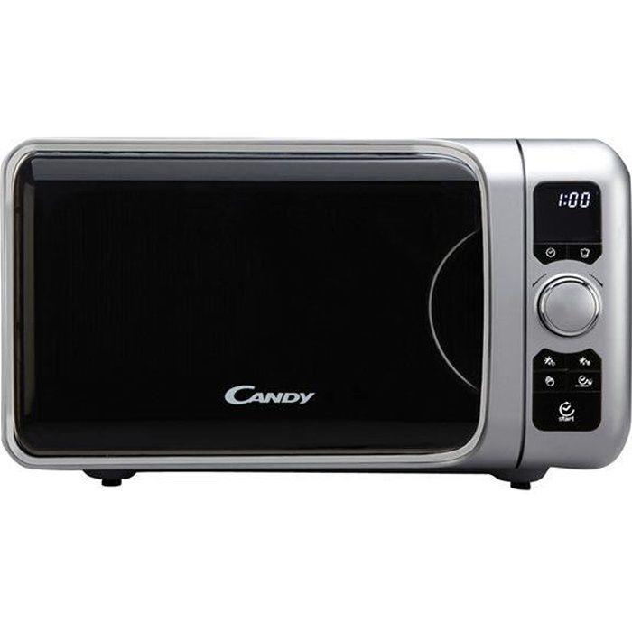 CANDY 38000203 MICRO-ONDES 25 L ARGENT