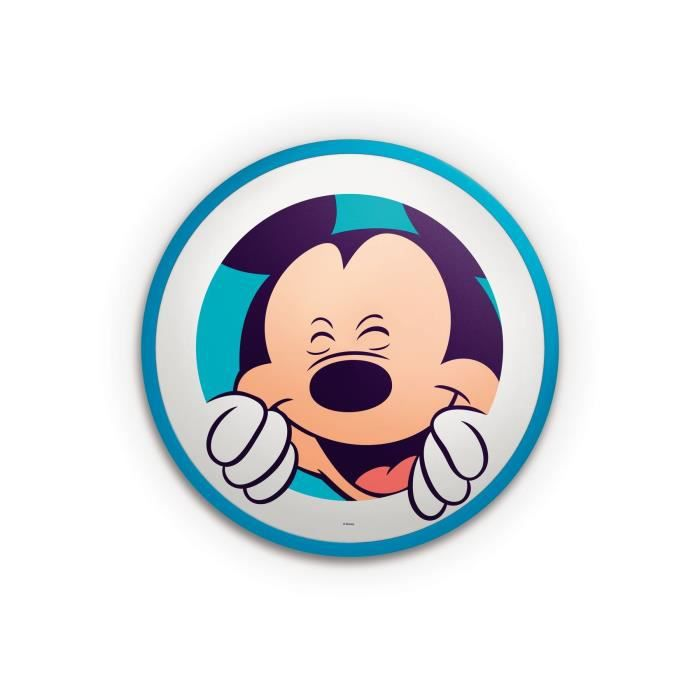 PHILIPS DISNEY Plafonnier enfant Mickey Mouse LED