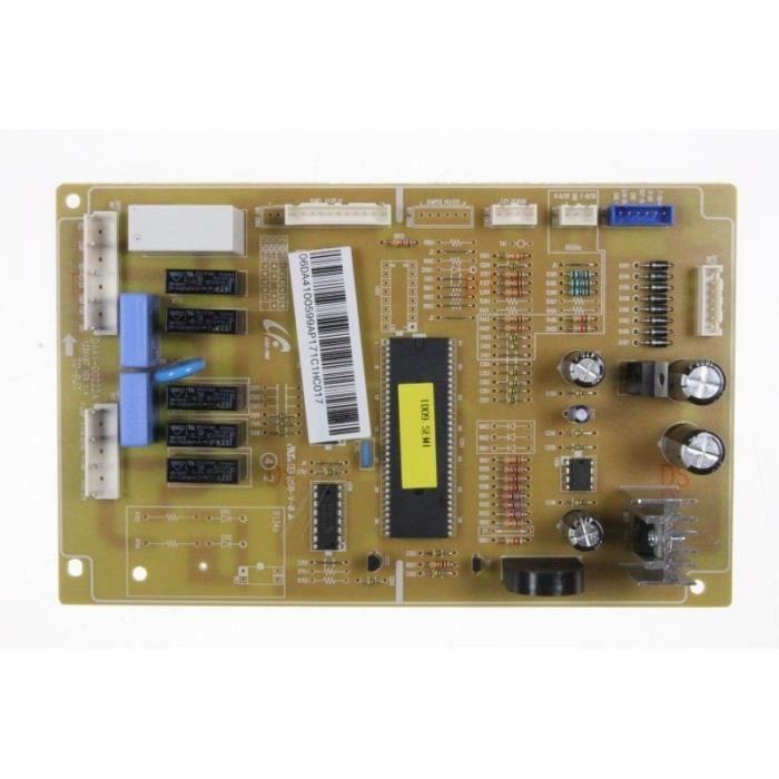 Carte de puissance pour réfrigérateur SAMSUNG 4871709 - * Modèles d'appareils concernées: RT59WBSM1 - BVMPièces