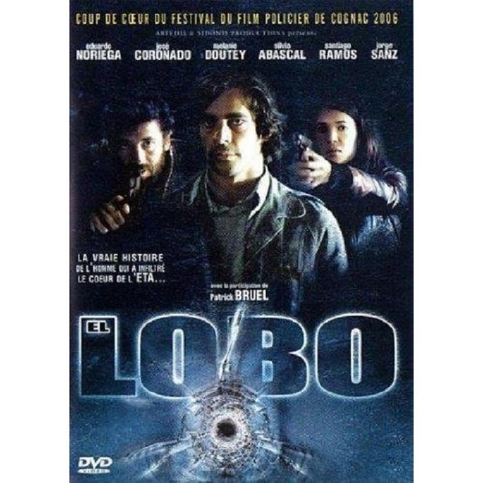 EL LOBO (P.Bruel,E.Noriega,J.Coronado,M.Doutey...) DVD
