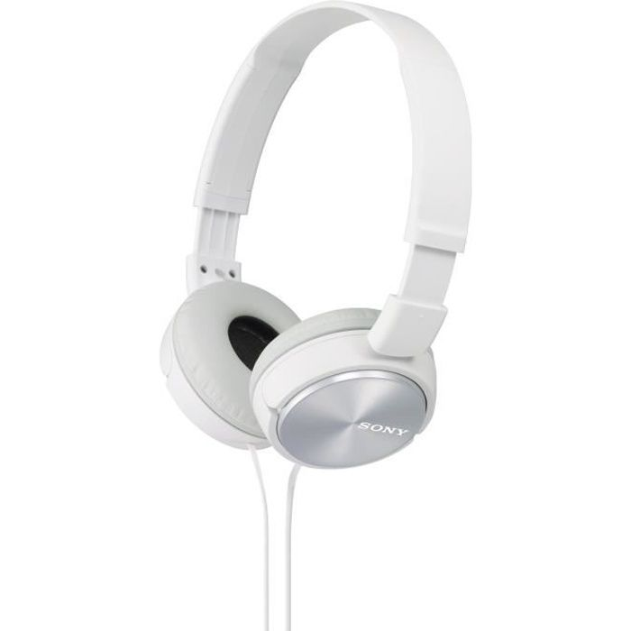 SONY MDR-ZX310 Casque Audio Blanc