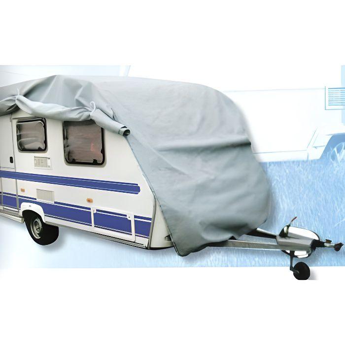 housse de protection pour caravane 432x225x220cm