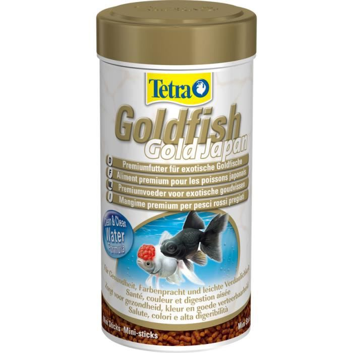 Tetra Goldfish Gold Japan 250ml