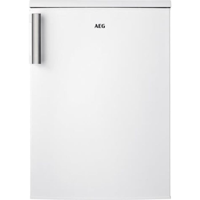 Aeg Rtb81521aw Refrigerateur Pose Libre Largeur 59 5 Cm Profondeur 63 5 Cm Hauteur 85 Cm 150 Litres Classe A Blanc Achat Vente Refrigerateur Classique Aeg Rtb81521aw Refrigerateur Pose