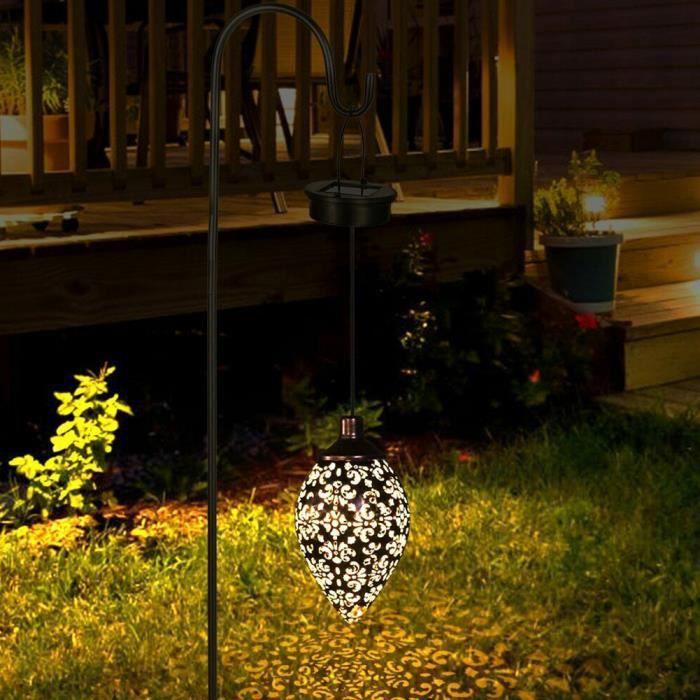 Mini ventilateur de po/êle /à bois 4 pales aliment/é par la chaleur Noir