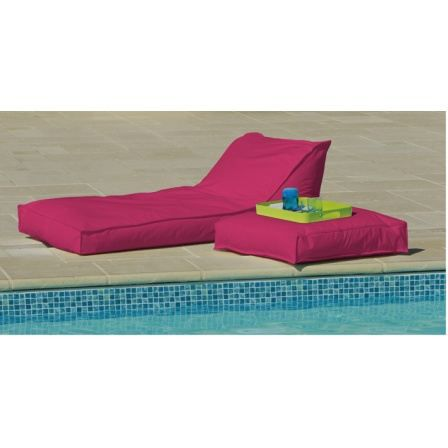 matelas bain de soleil 165 x 73 fushia achat vente. Black Bedroom Furniture Sets. Home Design Ideas