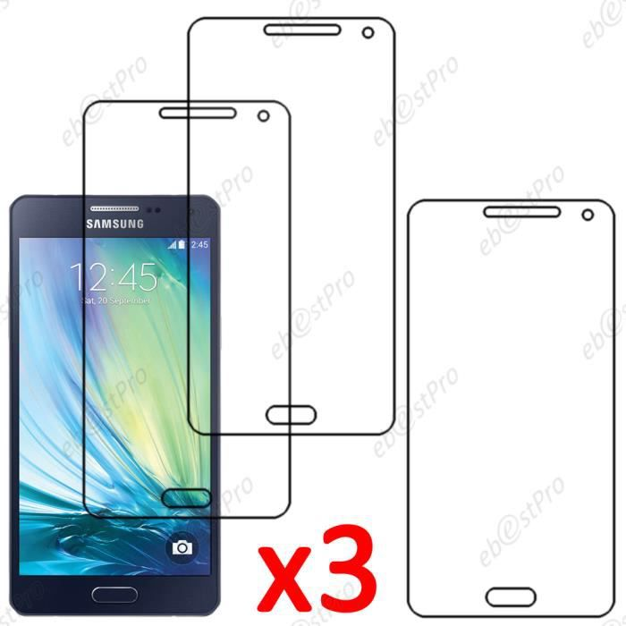 ebeststar lot x3 film protection samsung galaxy a5. Black Bedroom Furniture Sets. Home Design Ideas