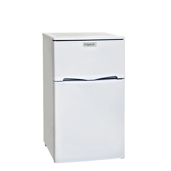 RÉFRIGÉRATEUR CLASSIQUE FRIGELUX RFDP96A+ - Réfrigérateur congélateur