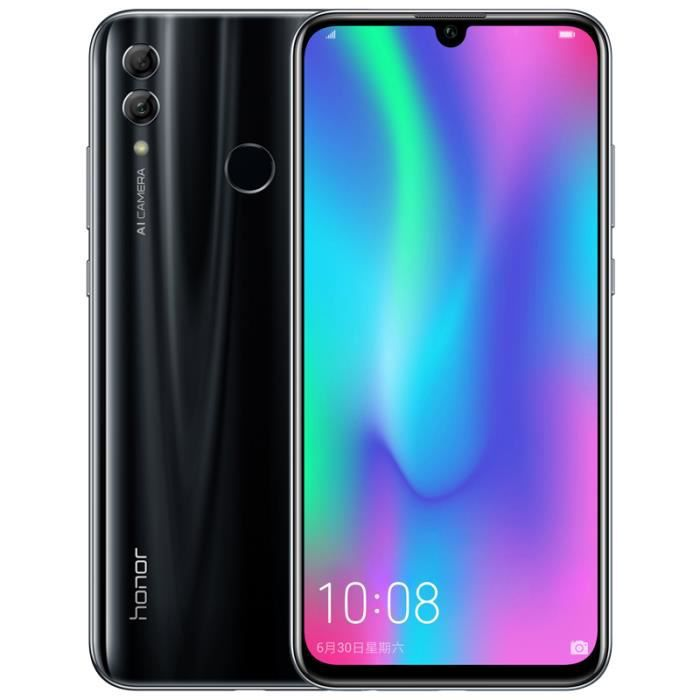 SMARTPHONE RECOND. HuaWei Honor 10 Lite Smartphone 6+64Go  6.21 pouce