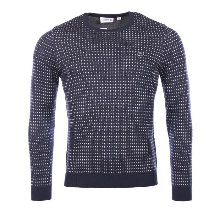 Col Homme Lacoste V Homme Pull Soldes pull FTIBgwq caa29d27acb