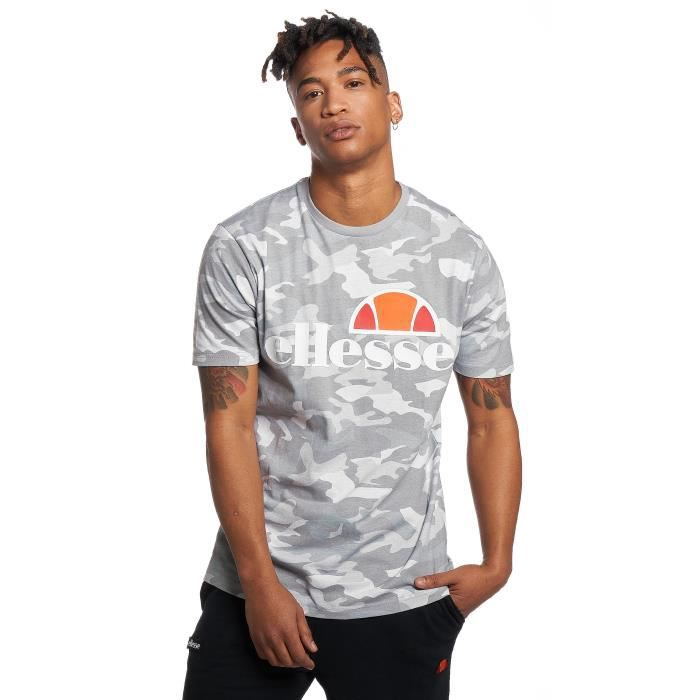 ellesse homme hauts t shirt prado camouflage achat vente t shirt cdiscount. Black Bedroom Furniture Sets. Home Design Ideas