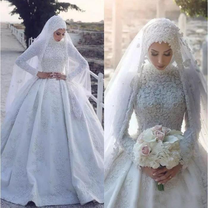 OFELI® Arabe Dubai Dentelle De Luxe Robes