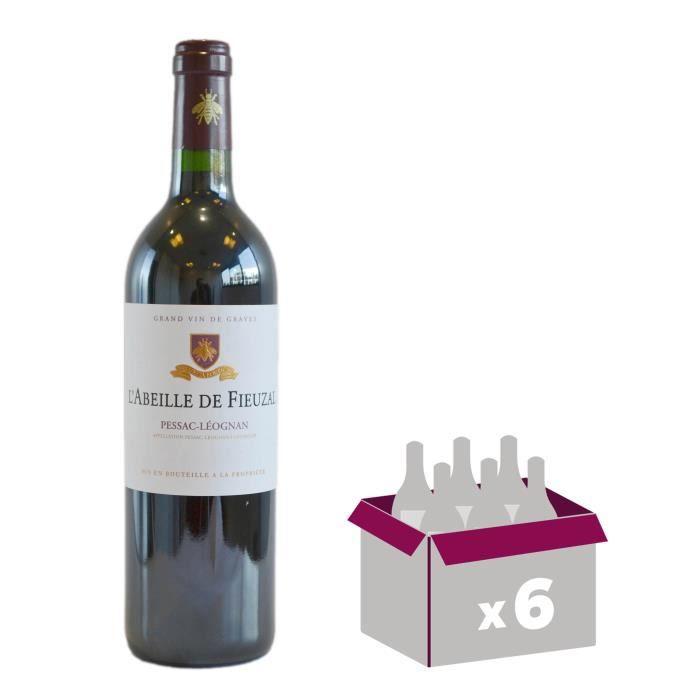 L'Abeille de Fieuzal 2014 Pessac-Léognan - Vin rouge de Bordeaux