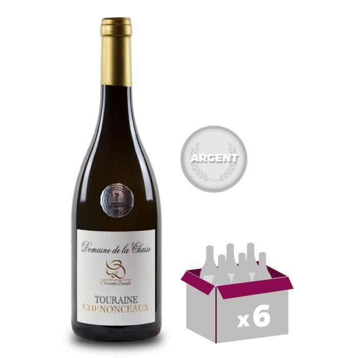 Domaine de La Chaise 2014 Touraine Sauvignon Chenonceaux - Vin blanc de la Loire