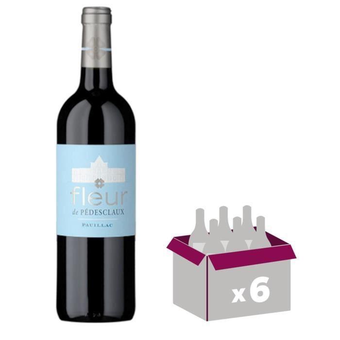 Fleur de Pédesclaux 2014 Pauillac - Vin rouge de Bordeaux