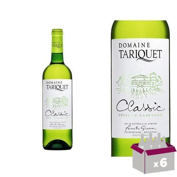 Tariquet Ugni Blanc Colombard 2016 vin blanc