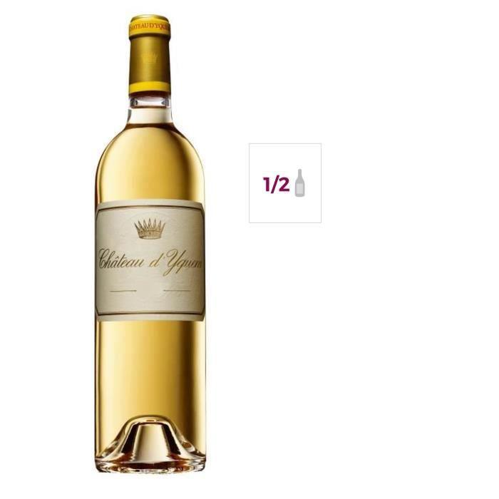 Château d'Yquem 2014 Sauternes - Vin blanc de Bordeaux
