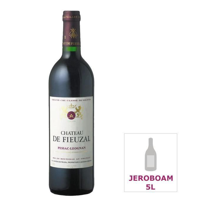 Jéroboam Château de Fieuzal 2014 Pessac-Léognan Grand Cru - Vin rouge de Bordeaux