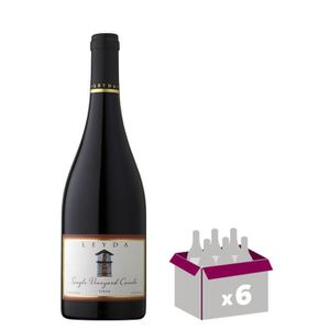 VIN ROUGE Leyda 2014  Syrah - Vin rouge du Chili
