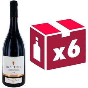 VIN ROUGE En Silence Saint Chinian 2014 - Vin rouge