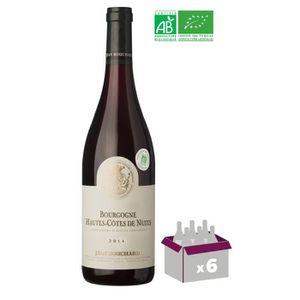VIN ROUGE Jean Bouchard 2014 Bourgogne Hautes-Côtes de Nuits