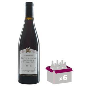 VIN ROUGE DOMAINE SAINT MARC 2014 Beaune 1er Cru Vin de Bour