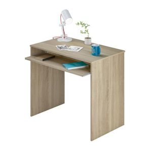 BUREAU  JOY Bureau multimédia contemporain décor chêne can