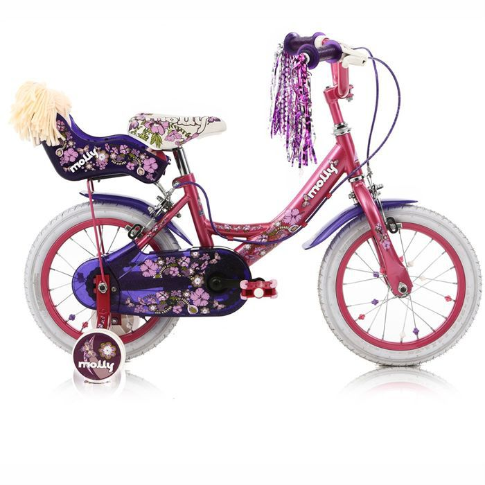 multbike v lo fille molly 14 achat vente v lo de ville. Black Bedroom Furniture Sets. Home Design Ideas