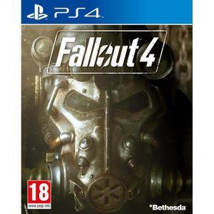 JEU PS4 Fallout 4 Jeu PS4