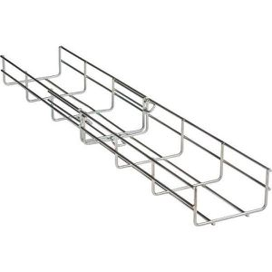 CHEMIN DE TABLE Chemin de câble fil MTC - 30X50 - Niedax