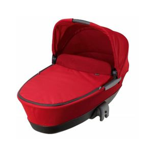 NACELLE BEBE CONFORT Nacelle pliable Intense Red