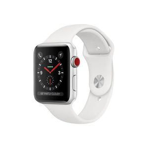MONTRE CONNECTÉE Apple Watch Series 3 (GPS + Cellular) 38 mm alumin