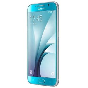 SMARTPHONE RECOND. youjia Téléphone Mobile Samsung Galaxy S6 32 Go Bl