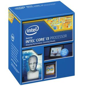 PROCESSEUR Intel Core i3-4150 Haswell R    BX80646I34150