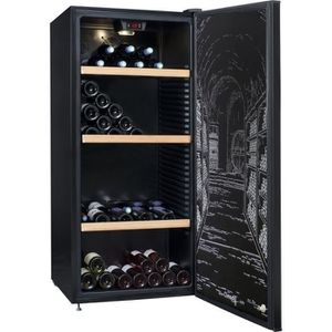 cave vin achat vente cave vin pas cher cdiscount. Black Bedroom Furniture Sets. Home Design Ideas