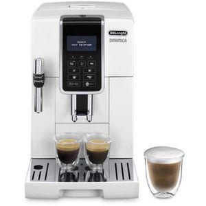 MACHINE À CAFÉ DELONGHI ECAM 350.35.W Expresso broyeur  DINAMICA