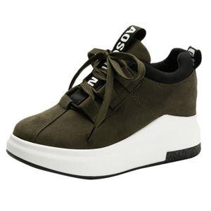Seasondu Femmes Casual sport Chaussures plates en plein air