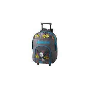CARTABLE Cartable a roulettes trolley simpsons.