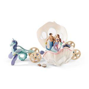 FIGURINE - PERSONNAGE Figurine Miniature SCHLEICH Bayala: Sirènes transp