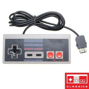 MANETTE JEUX VIDÉO Manette pour Nintendo NES Classic Mini - 1,8 mètre