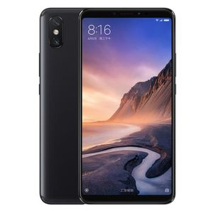 SMARTPHONE Xiao Mi Max 3 Smartphone 6+128Go 5500mAh 6.9