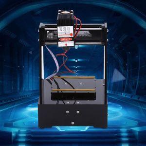 KIT GRAVURE 2000MW Laser Machine de Gravure Printer Cutter USB