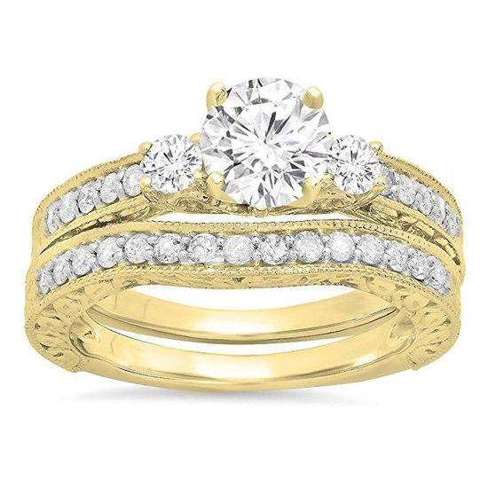 bague diamant piery