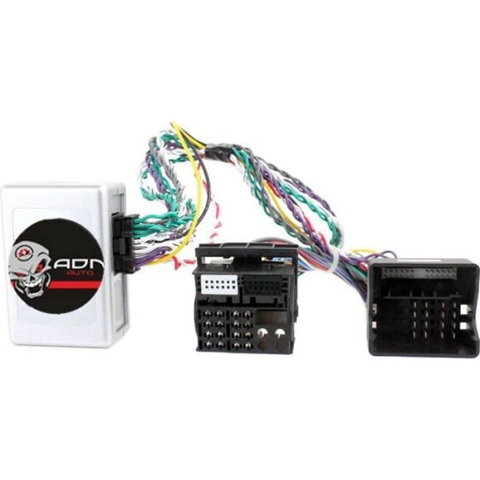 Interface pour conserver le son radar de recul Peugeot ap04 Fakra - ADNAuto CAV