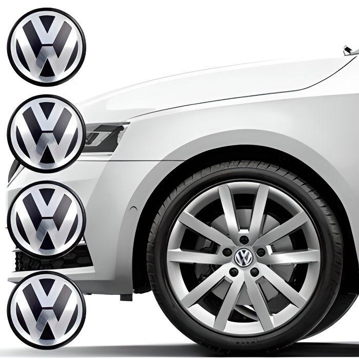 4 x centres de roue caches moyeux VW 56mm VOLKSWAGEN 1j0601171