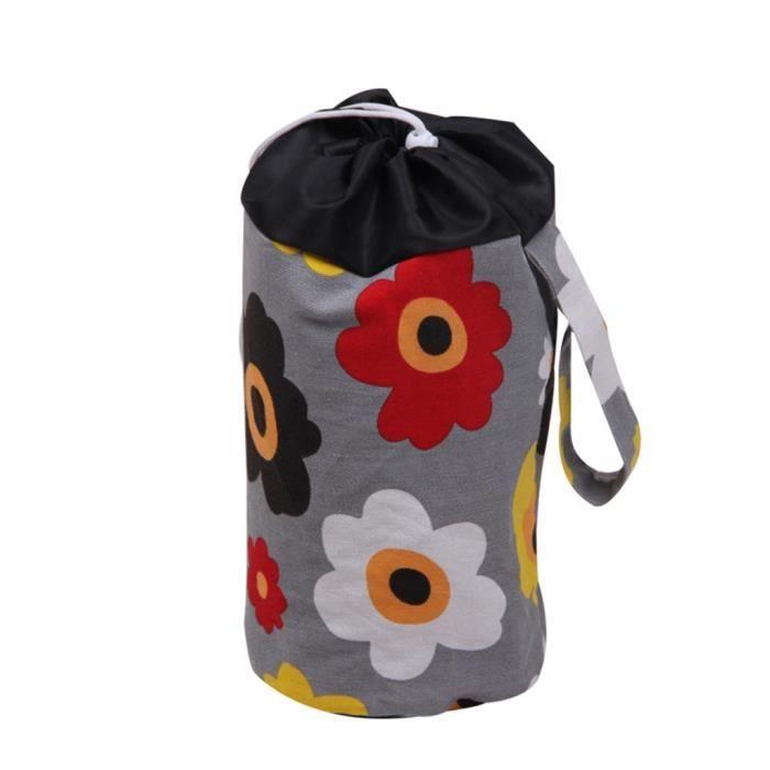 Le sac de stockage de grande capacité joue l'économie de l'espace de stockage empêchent les marchandises de glisser LJY90531001A_Occ